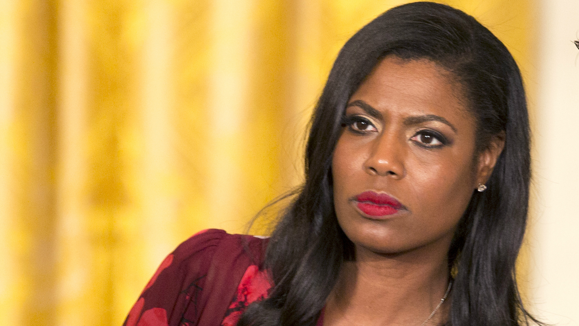 Black journalists' panel erupts in anger after speaker Omarosa Manigault says this