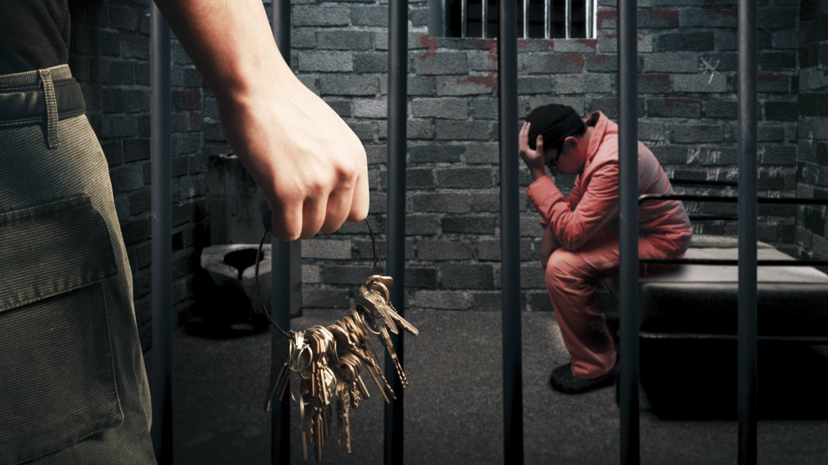 prison and jail violence in america