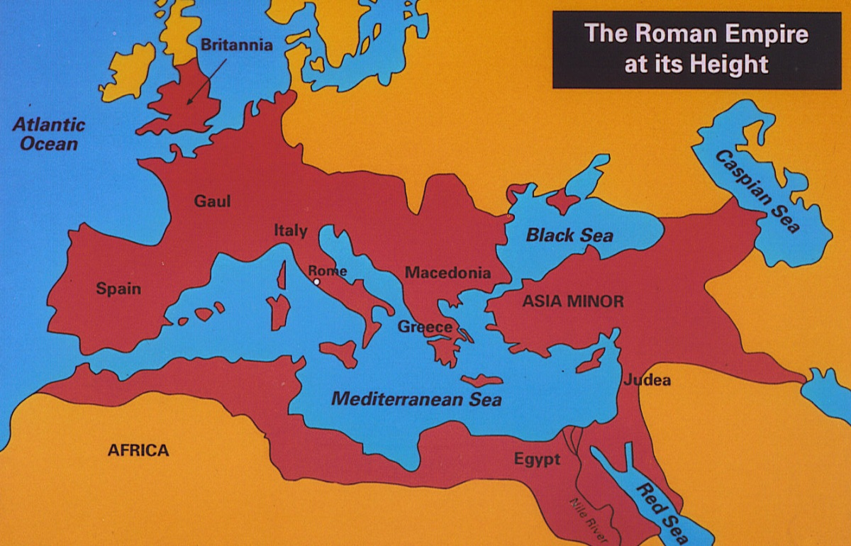 a overview of the roman army and its power and conquering of lands and provinces How did roman integrate conquered land into their  istanbul as the remaining roman power) its after this  they stopped conquering new lands for.
