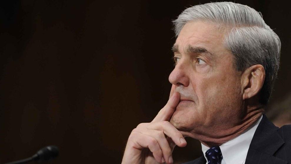 Report Robert Mueller Has Empaneled A Grand Jury In