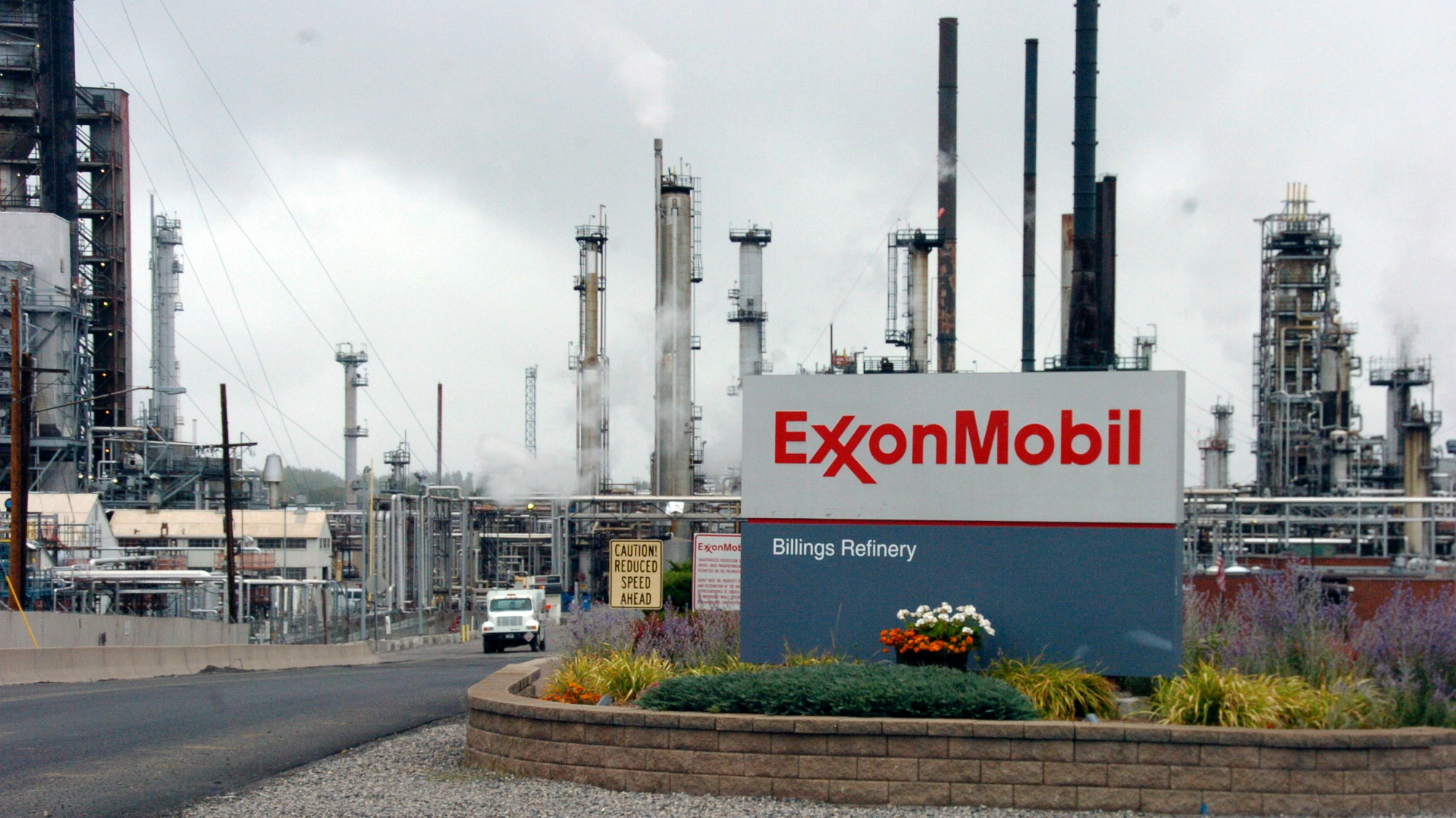 Exxon duped public over climate concerns