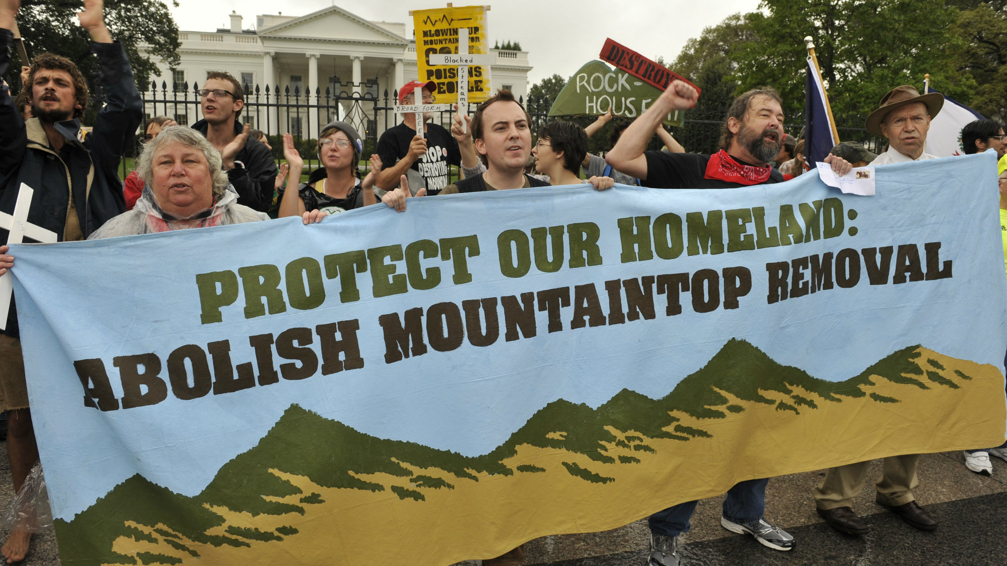 Trump Administration Halts Mountaintop Removal Health Study