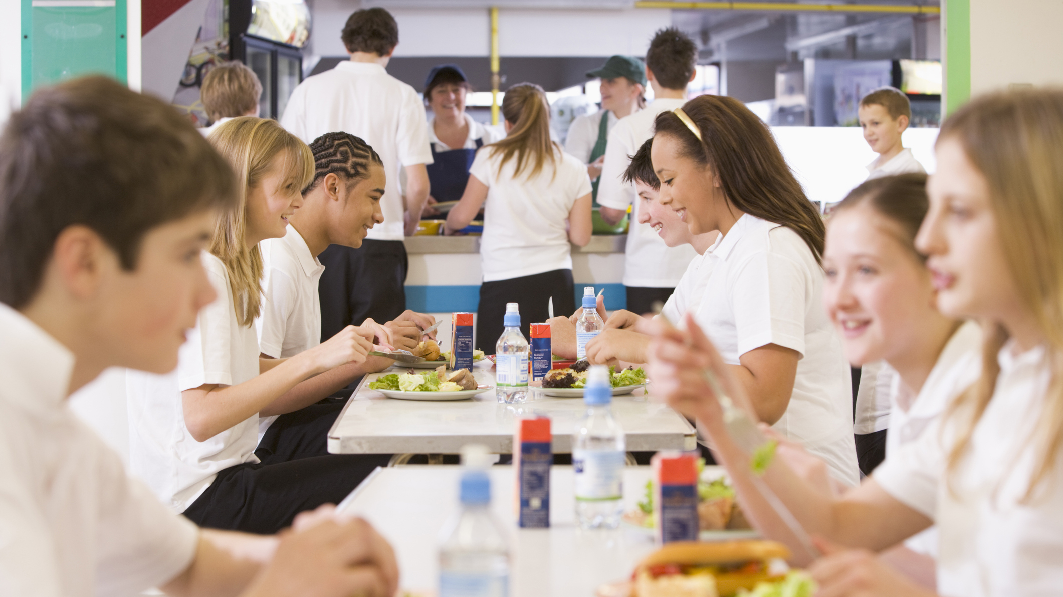 New York City Public Schools Offer Free Lunch For Every Student