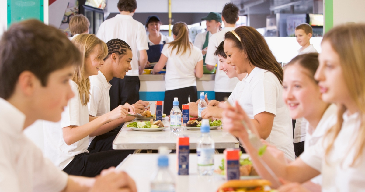 a report on better school lunch for students Nutrition and students' better attendance schools meet the usda's proposed national school lunch program nutrition standards.