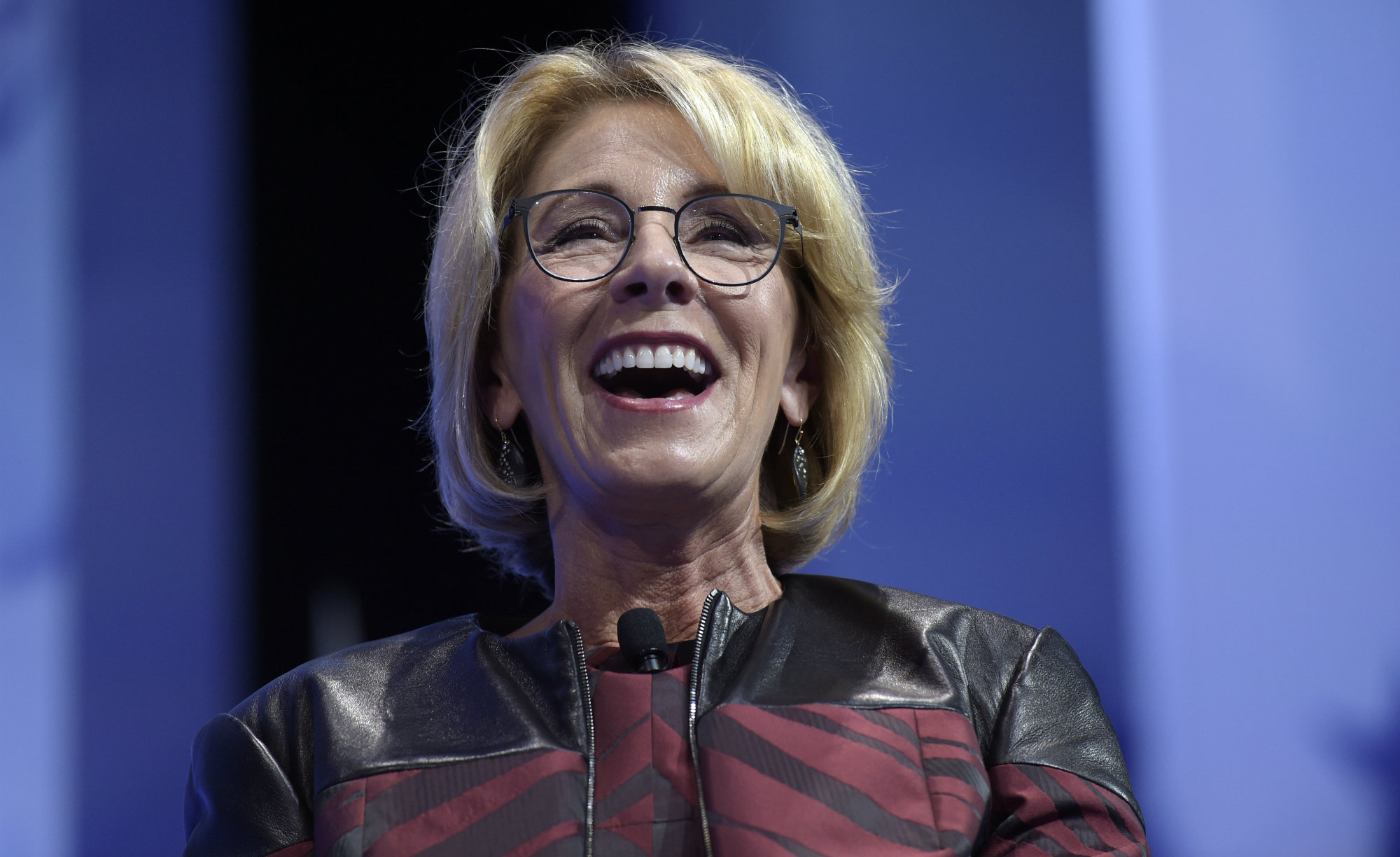 Education Sec. DeVos Plans to Overhaul Obama Rules on Campus Sexual Assault