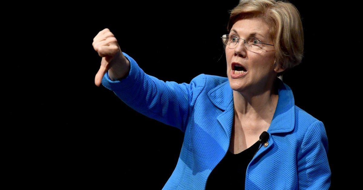 Elizabeth Warren Goes After Equifax Over Hack