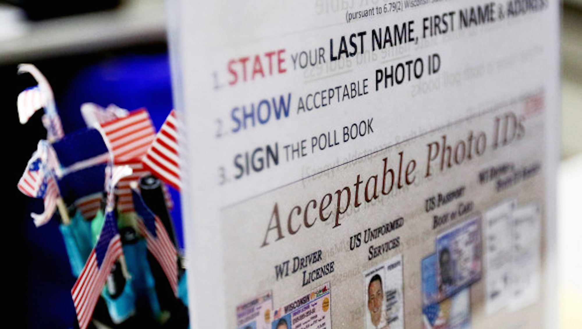 Voter suppression laws in wisconsin about dating