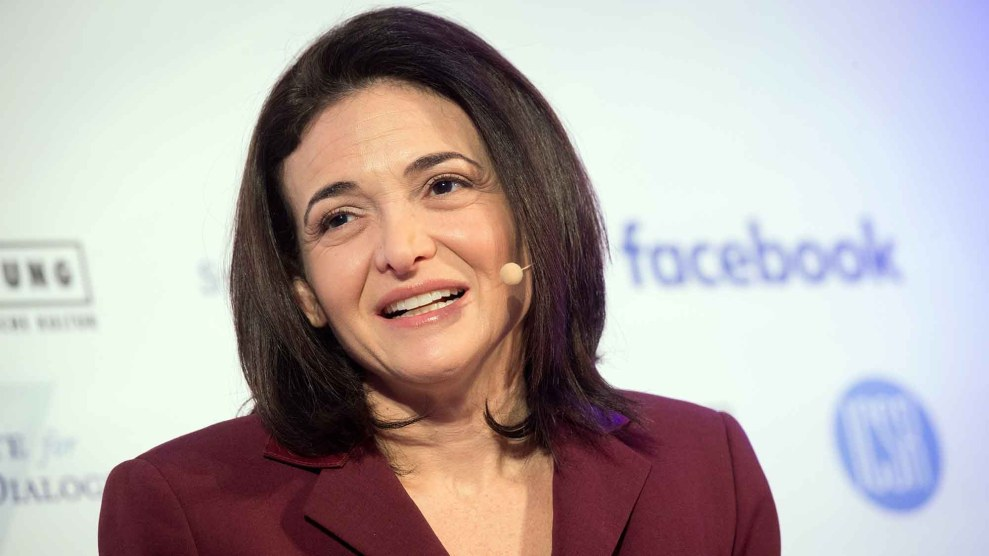 Top Facebook Exec Sheryl Sandberg Just Apologized for ... Sheryl Sandberg How To Give Support Article