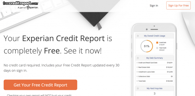 My Free Credit Report >> I Ve Been Trying To Get My Free Credit Report Online It S Basically