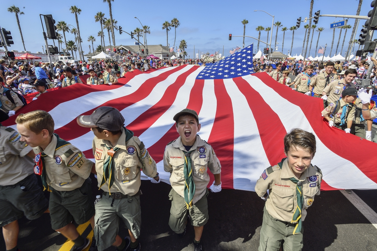 boy scouts will finally allow girls to join mother jones