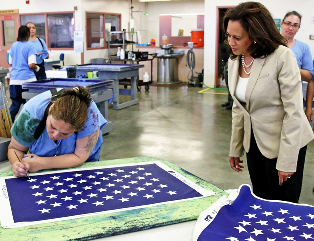There's a Pretty Good Chance Your American Flag Was Made by