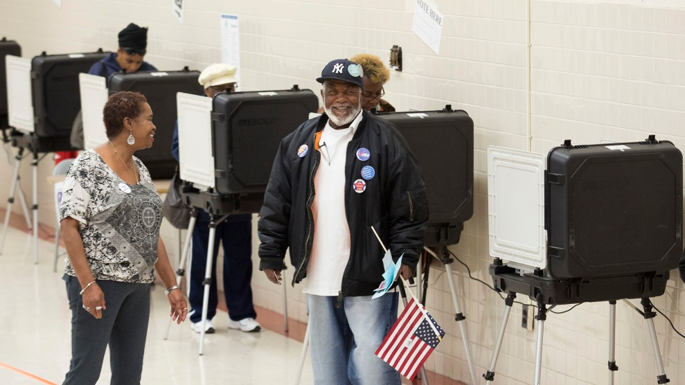 Image result for photos of ex felons getting back their right to vote