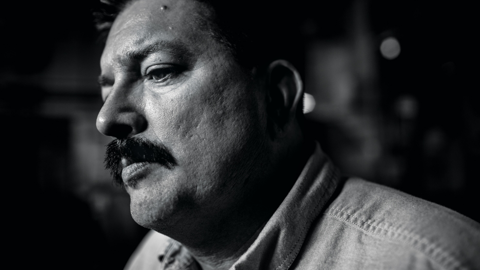 How Randy Bryce's Arrest at an Immigration Protest Got