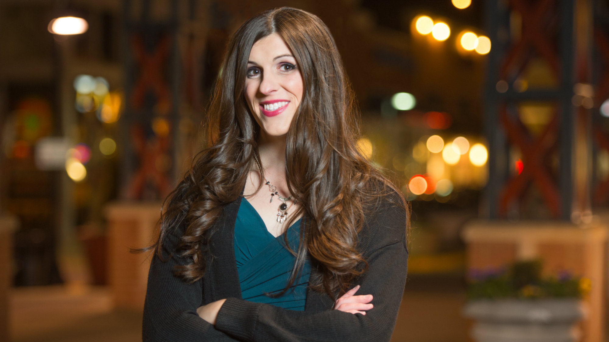 Danica Roem, a transgender Virginia candidate, makes history defeating conservative
