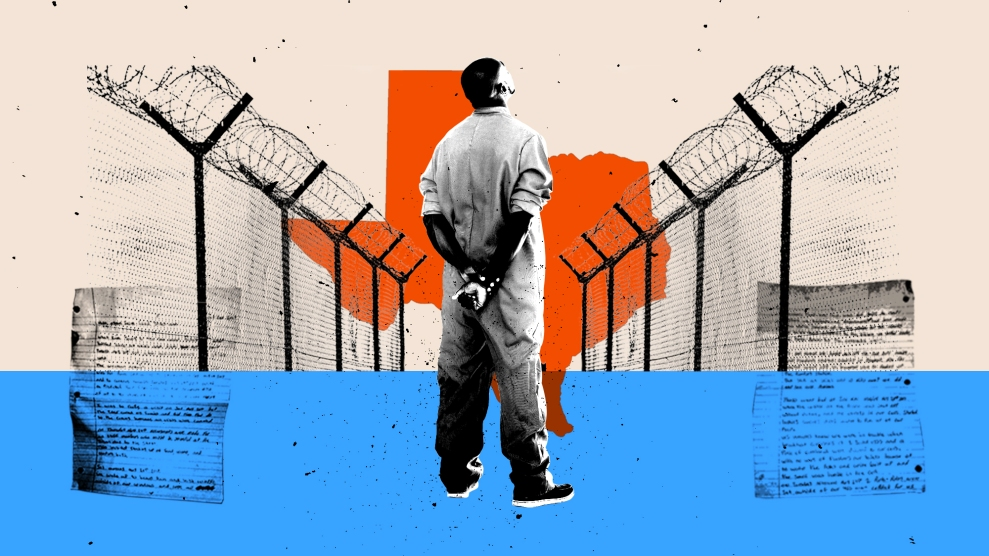 "We Didn't Have to Suffer Like That"": Inside a Texas Prison During"