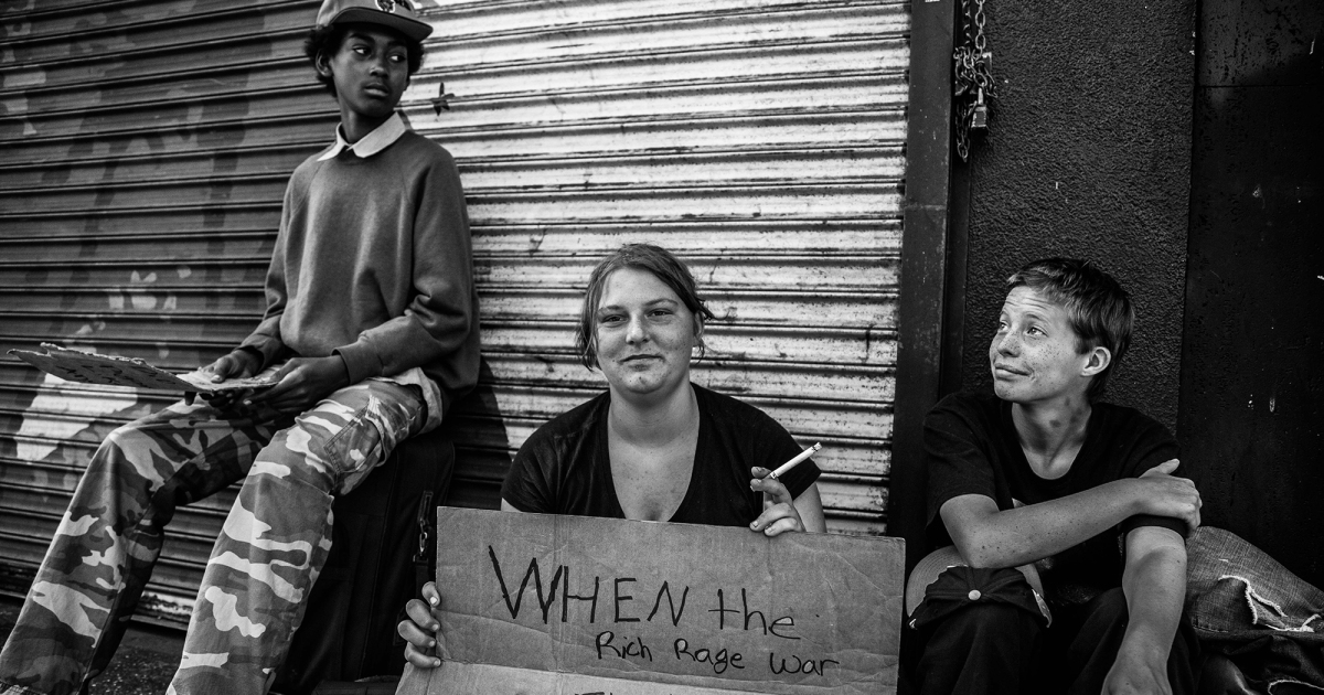 Young And Homeless In America >> Four Million Young People Were Homeless Last Year Four Million