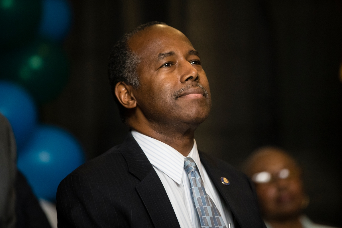 We asked Ben Carson if he still supports Roy Moore. Here's what his spokesman said