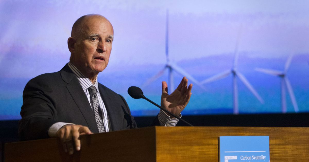 photo image California Will Get Half its Energy From Renewables by 2020
