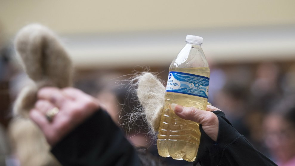 Why Flints Water Crisis Is So >> We Now Know Just How Bad The Flint Water Crisis Was For Pregnant