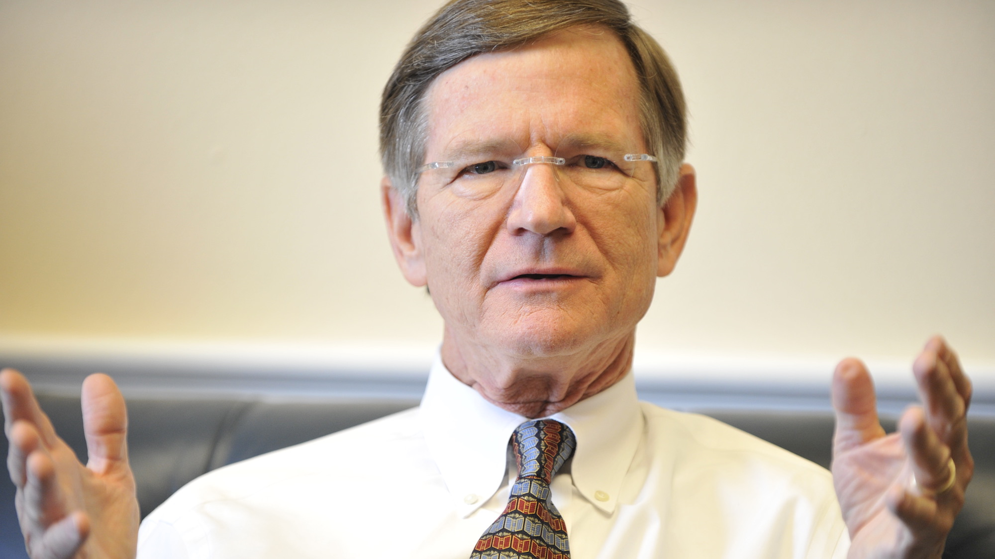 US Rep. Lamar Smith to retire