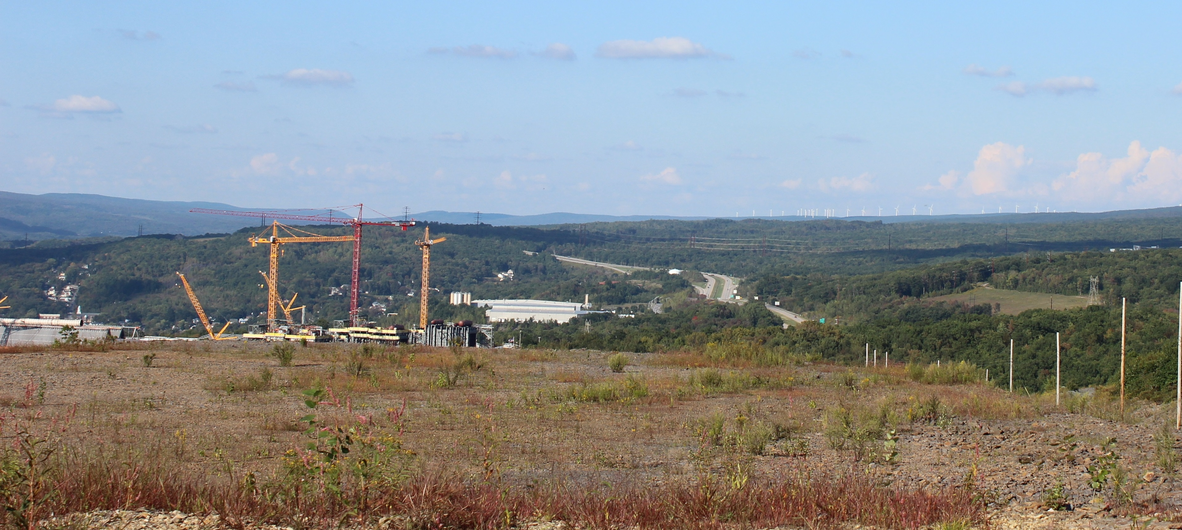A Small Town in Pennsylvania Has Been Ripped Apart by a New Gas Plant