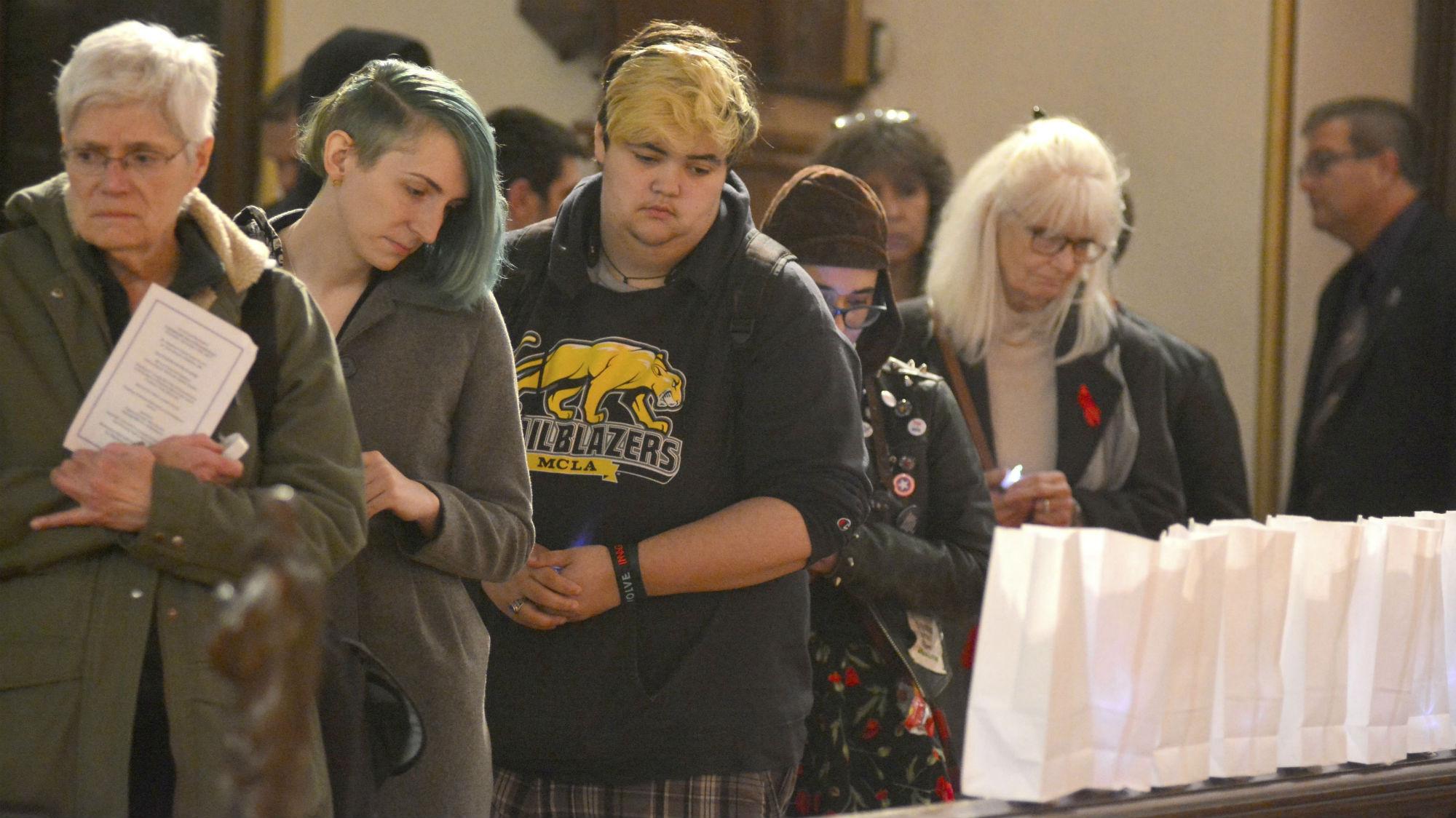 Secretary of State Rex Tillerson observes Transgender Day of Remembrance
