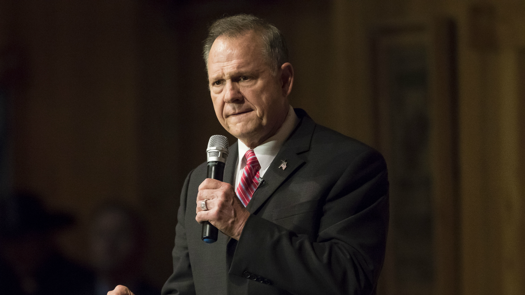 Moore Spox: He 'Probably' Still Thinks Homosexual Conduct Should Be Illegal