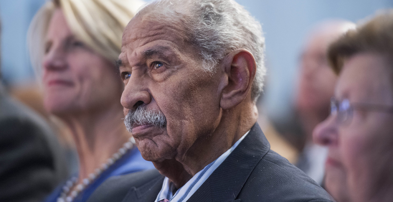Girl accuses Rep. John Conyers of 'violating my physique'