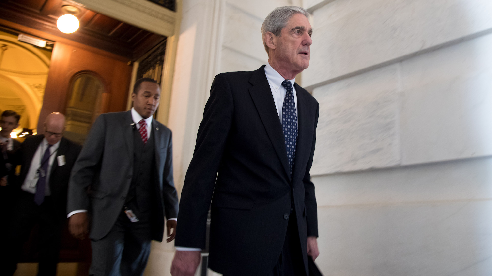 The growing specter of Robert Mueller's firing