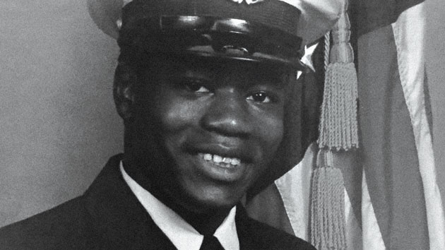 Walter Scott in his Coast Guard days. Courtesy of the Scott Family