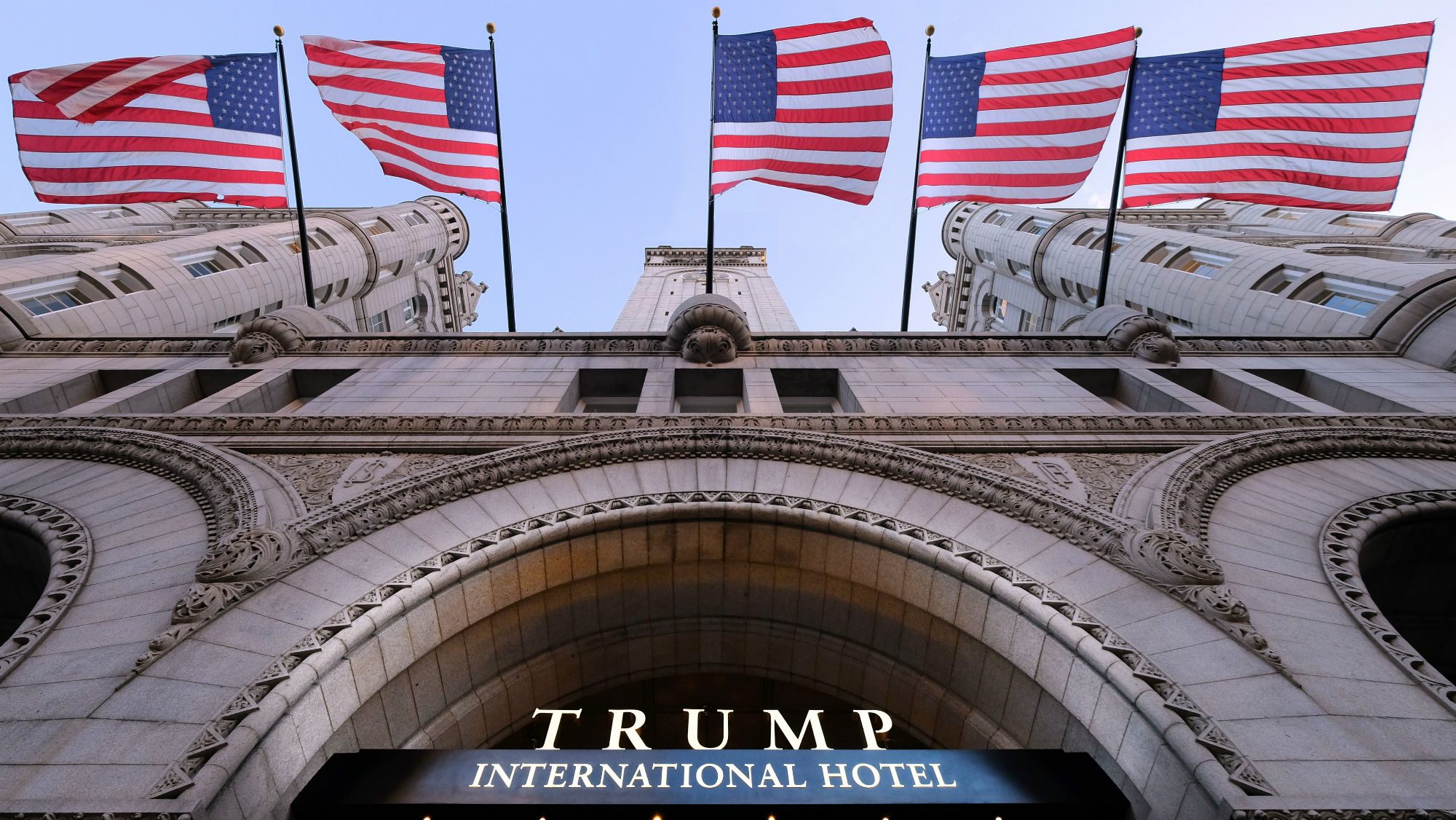 Emoluments Lawsuit Against Trump Dismissed