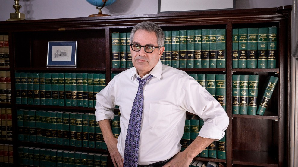 After a Career Suing Cops, This Lawyer Wants to Be Philly's