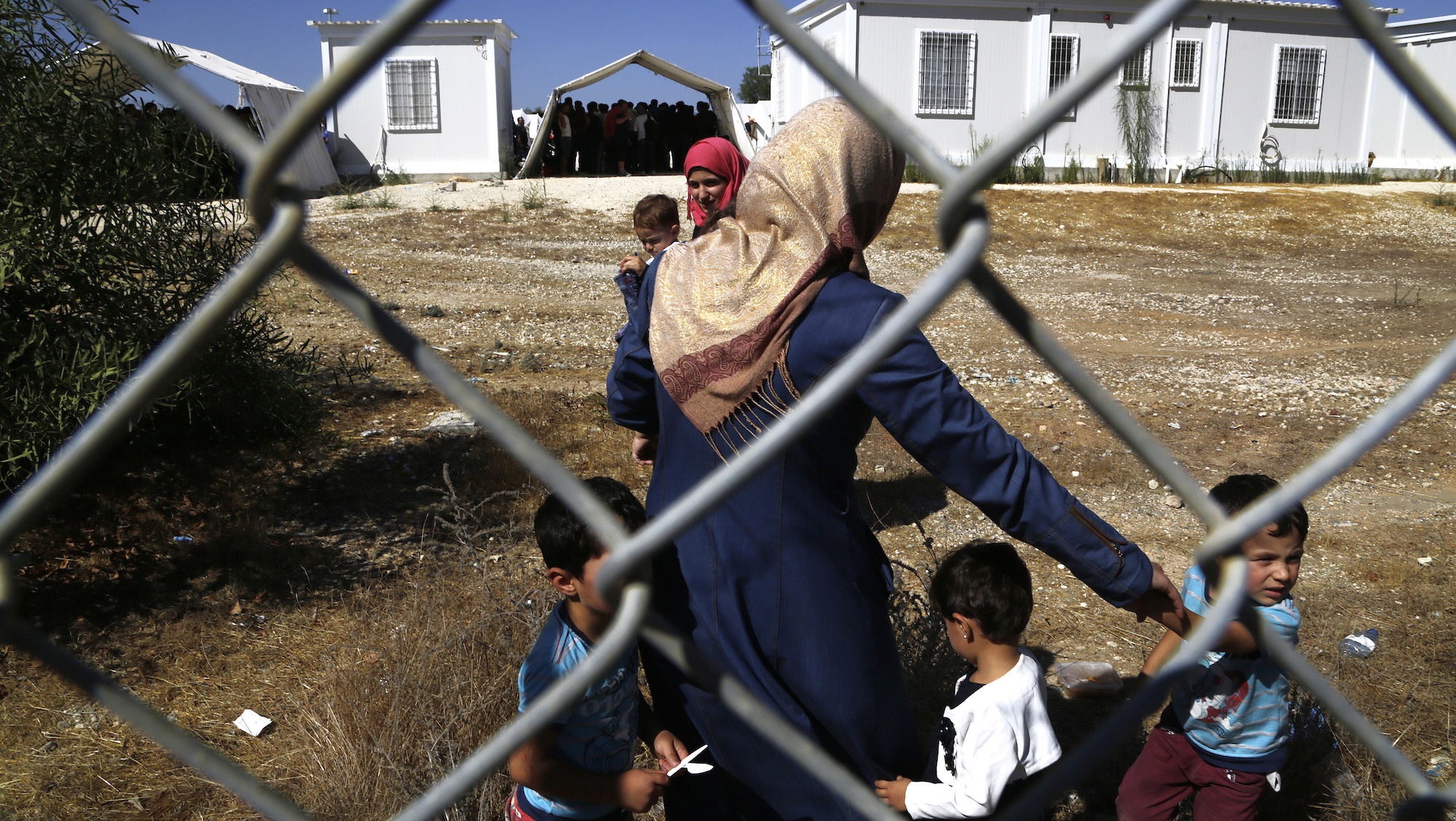 New DHS Screening for Refugees from 11 'High Risk' Countries