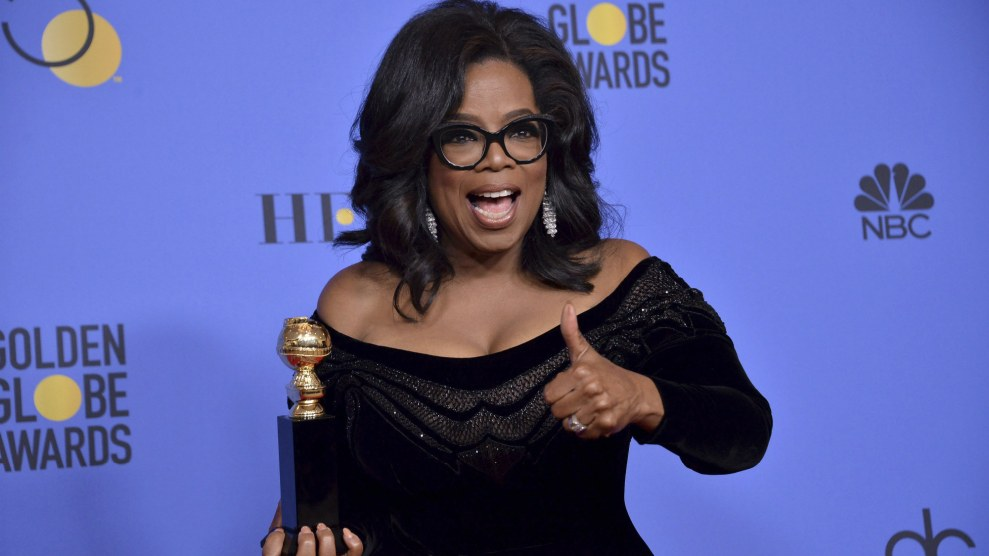 Trump Meets With Vaccine Skeptic >> How Oprah Helped Spread Anti Vaccine Pseudoscience Mother Jones