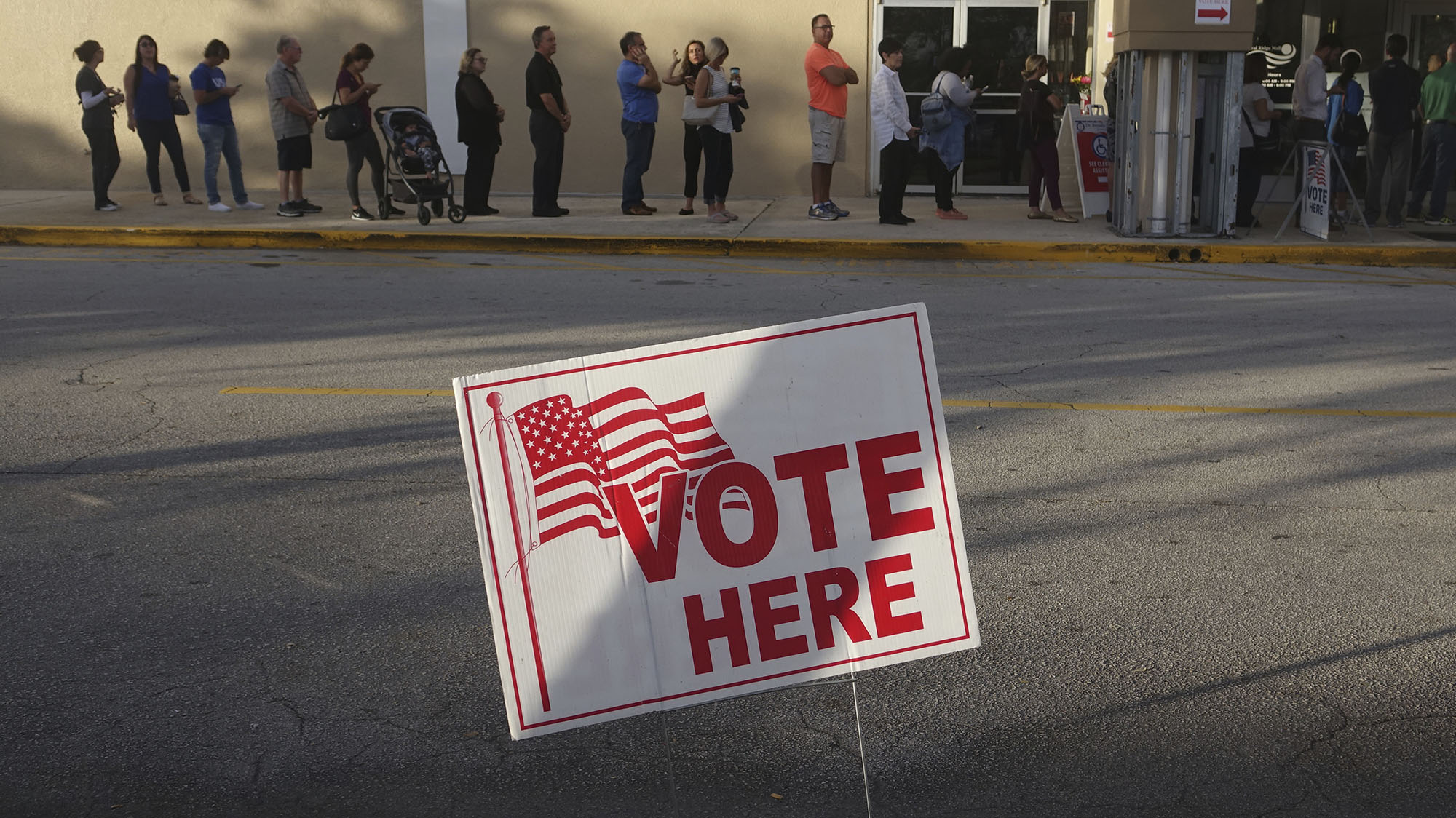 Florida to vote on restoring felon voting rights