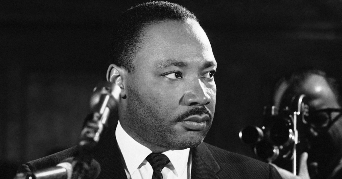 Martin Luther Kings Killer: It's Been 50 Years Since MLK Jr. Declared War On Poverty