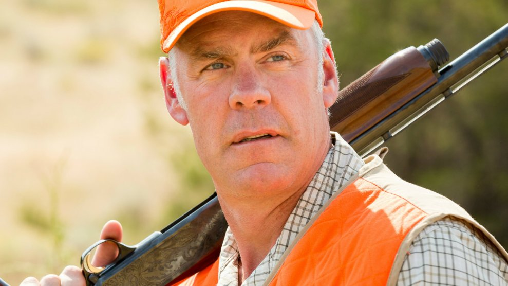 Zinke Didn't Bother Disclosing His Shares in a Gun Company