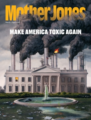 Mother Jones March/April 2018 Issue