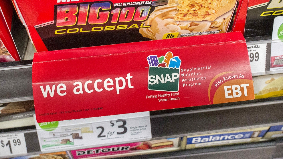Recipients Of Food Stamps