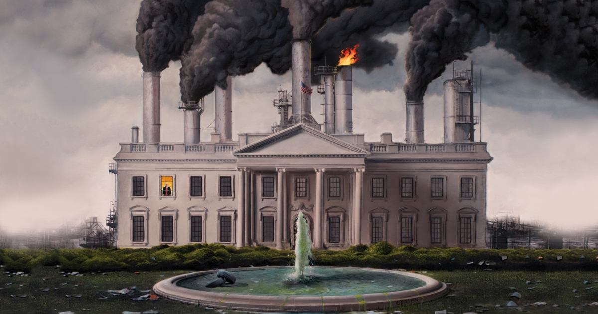 Making America Toxic Again Mother Jones