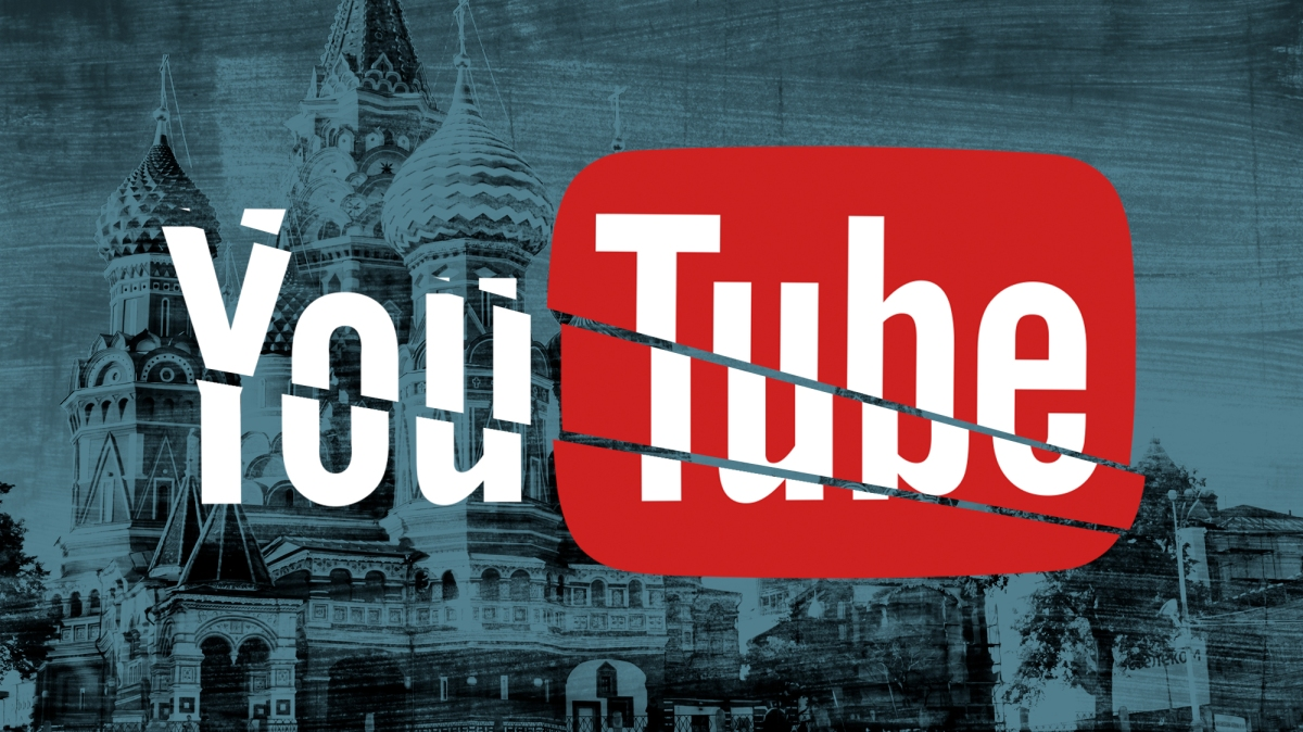 Russia is trying to bury this video—and they might shut down YouTube to do it