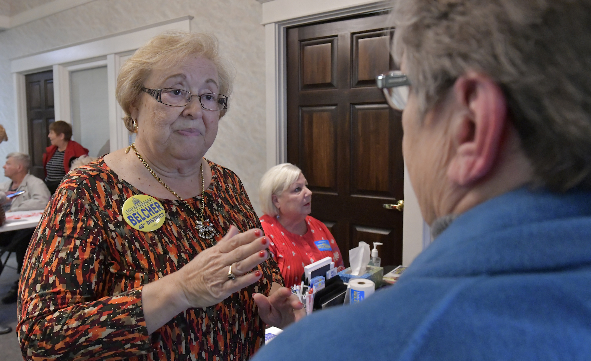 Former Kentucky Rep. Wins Back Her Old Seat In Another Democratic Flip
