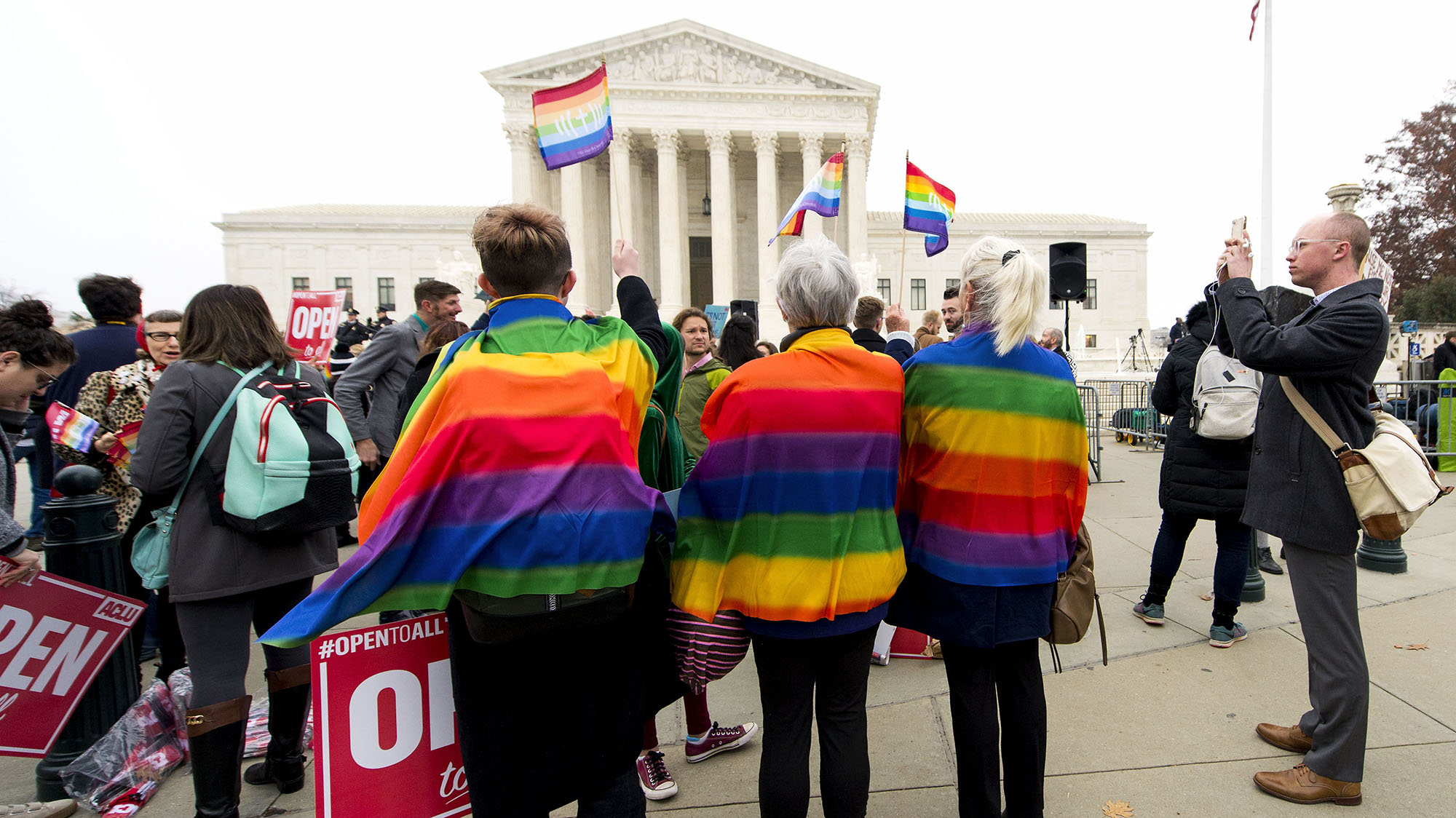 Homosexual discrimination news