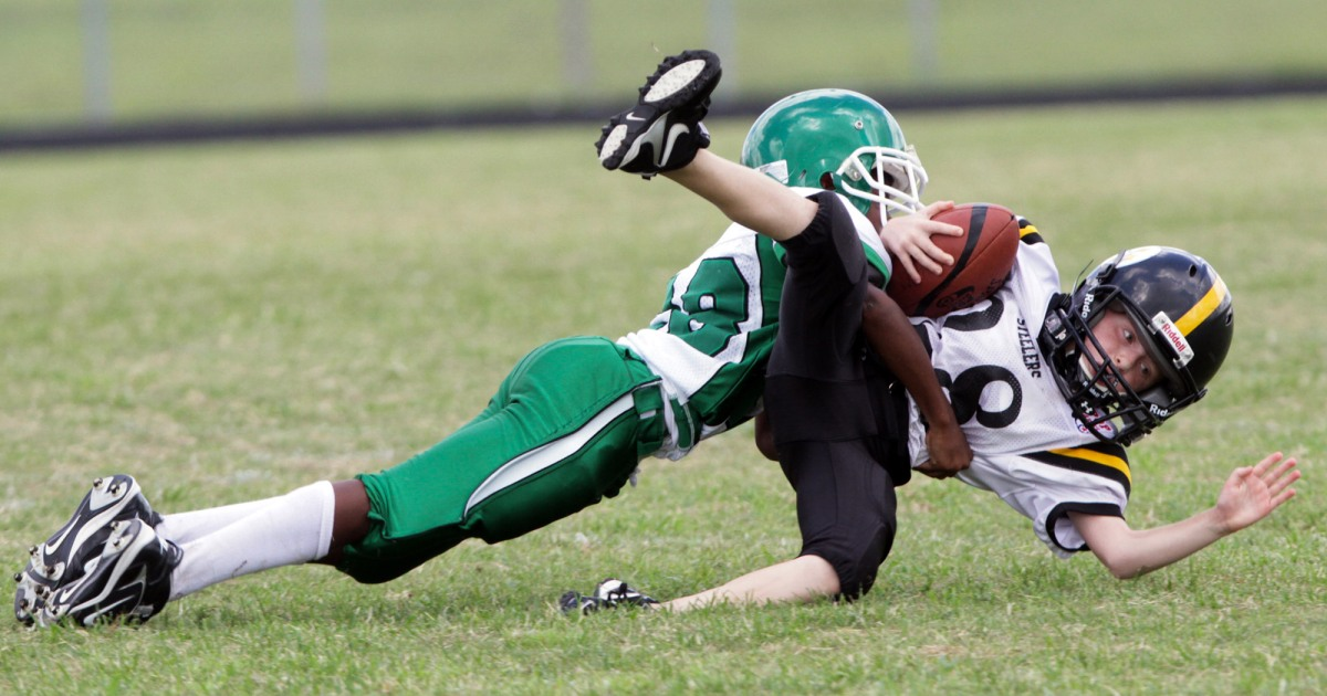 Youth Tackle Football Participation >> California Is The Fourth State In A Month To Propose Banning Youth
