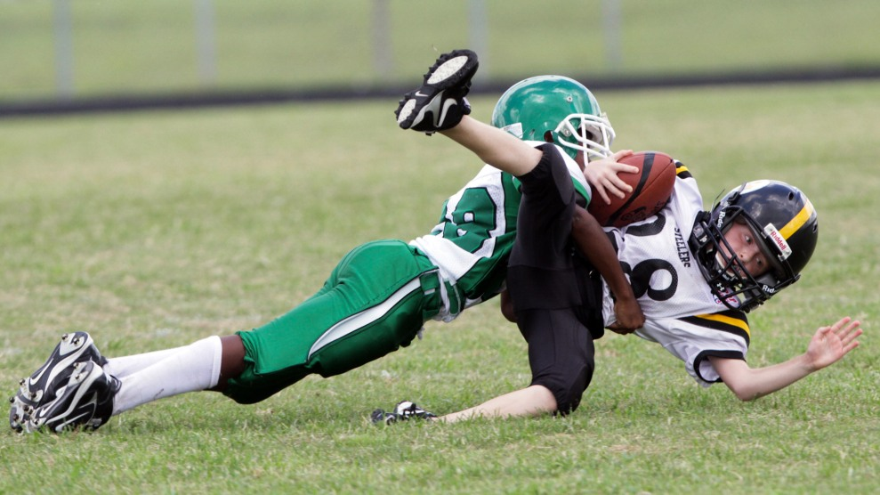 Youth Tackle Football  >> California Is The Fourth State In A Month To Propose Banning Youth