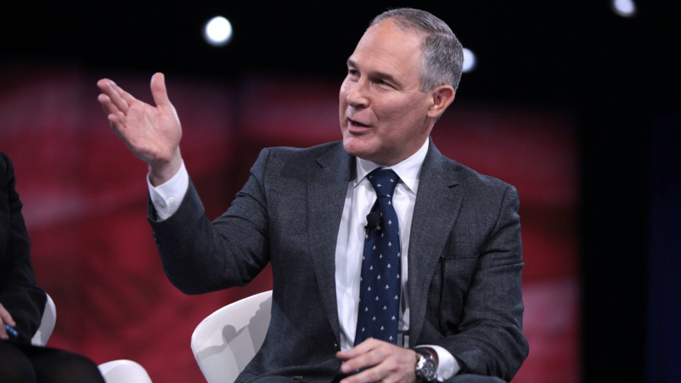Max Miller: Why I Feel Sorry For Scott Pruitt