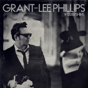 Cover of Grant-Lee Phillips Widdershins