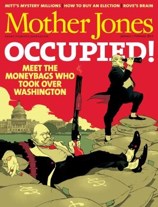 Mother Jones January/February 2012 Issue