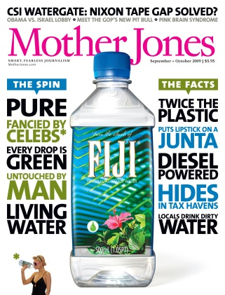 Mother Jones September/October 2009 Issue