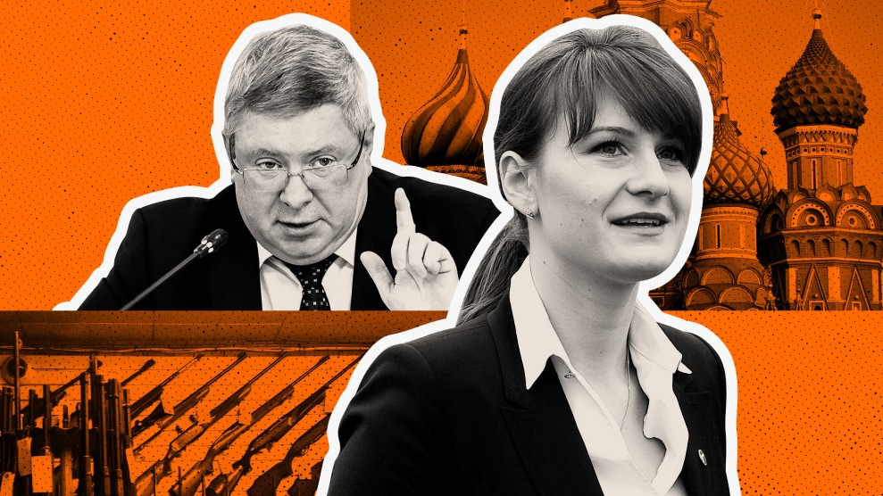 The Very Strange Case of Two Russian Gun Lovers, the NRA